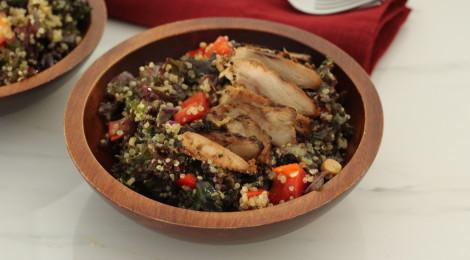 miso chicken salad