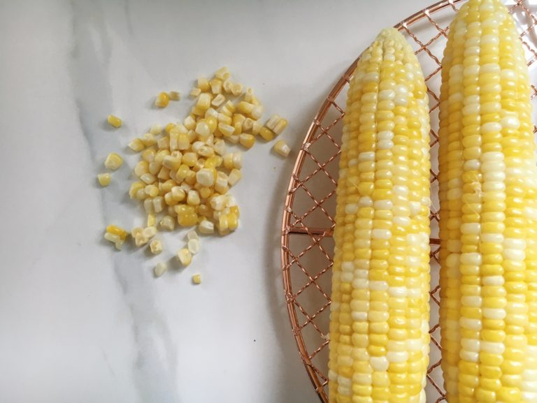 Healthy Summer Corn Salad
