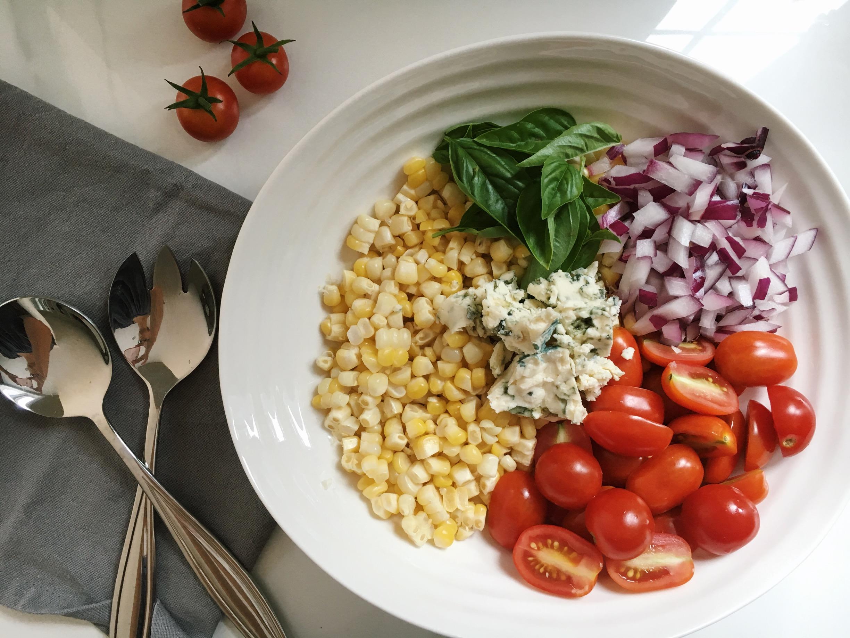 Healthy Summer Corn Salad